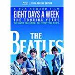 久しぶりにビートルズのドキュメンタリー映画「EIGHT DAYS A WEEK THE TOURING YEARS」を観た感想