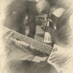 ビートルズ時代、バイオリン・ベース以外にポールが手にしたベース「リッケンバッカー・4001」